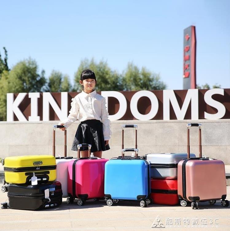 兒童拉桿箱LOGO20寸密碼男女旅行箱萬向輪登機箱學生行李箱