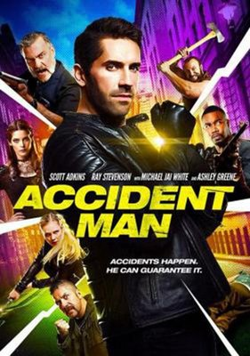 【藍光電影】意外殺手 ACCIDENT MAN (2018)
