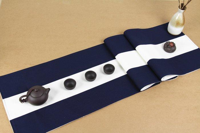 【自在坊】【特價分享】原創茶蓆 棉麻布桌旗 雙色拼接茶席香席 茶巾布 純色茶席 茶道配件