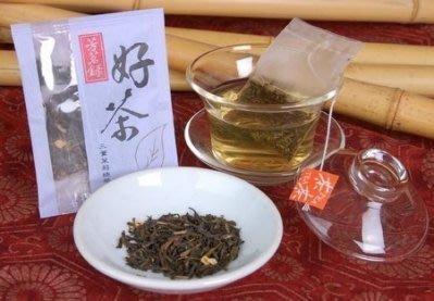 芳茗錄 三薰茉莉綠茶包 3gx200包/袋 雲龍紙包 綠茶包