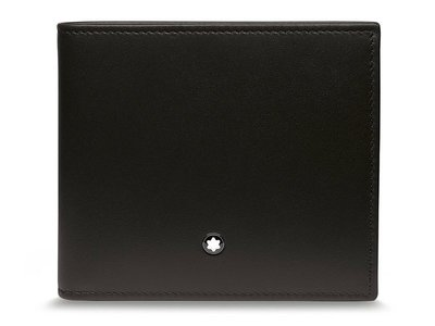 【樂駒】BMW Montblanc wallet with coin compartment 萬寶龍 男士 短夾 錢包