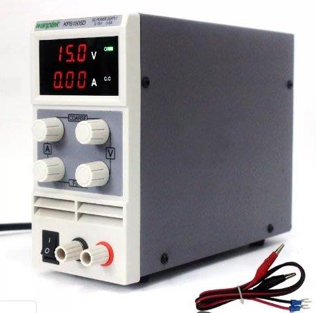 迷你型可調直流稳壓電源 0-30V/0-5A