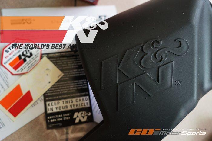 K&N 高流量進氣組 高功率進氣組 57S-4000 FORD 車系歡迎詢問 FOCUS MK3 / 制動改