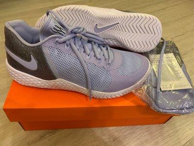 (現貨-潮-國外限定款式)小威廉絲Serena williams 耐吉 Nike Flare 2 HC Plus Gratisartikel 女 網球鞋