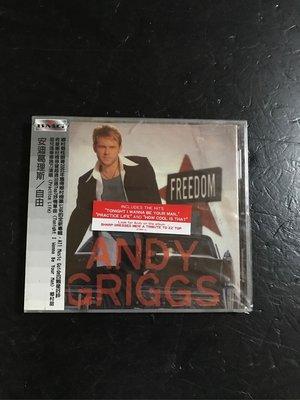 全新品 安迪葛里斯 Andy Griggs 自由 Freedom 鄉村榜第七名 All Music Guide 四星
