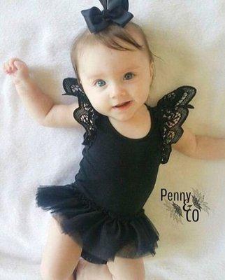 公主系列 3色透氣純棉0-1.5歲紗紗裙嬰兒連體衣包屁衣 兔裝夏