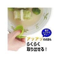 日本製 微波爐專用 隔熱指墊 耐高溫 ...