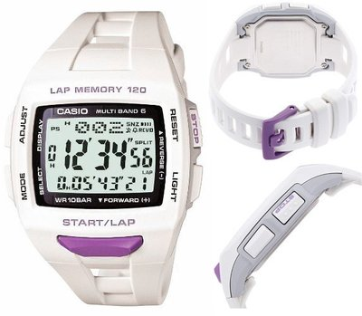 日本正版 CASIO 卡西歐 PHYS STW-1000-7JF 手錶 電波錶 太陽能充電 日本代購