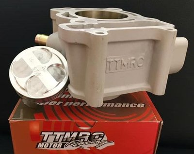 誠一機研 TTMRC 彪虎 150 125 59缸 61缸 63缸 陶瓷汽缸鍛造活塞組 TIGRA 改裝 PGO 比雅久