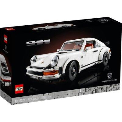 台中**宏富玩具**【2021.6月新品】LEGO 樂高積木 Technic 10295 Porsche 911