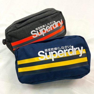 現貨 8346 DK1 線條 極度乾燥 冒險魂 暗袋 腰包 斜背包 背包 superdry 包包 越南製
