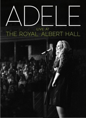 亞伯廳現場演唱會(DVD+CD) Royal Albert Hall / 愛黛兒 Adele -88691901199