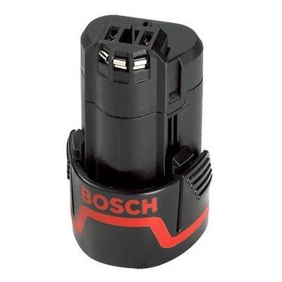 【含稅】BOSCH博世 原廠附保卡12V 2.0Ah 鋰電池 電動起子機 電動工具 電鑽 (GSB GDR GSR可用)