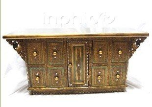 INPHIC-泰式進口柚木家具 實木家具 1.1米電視櫃
