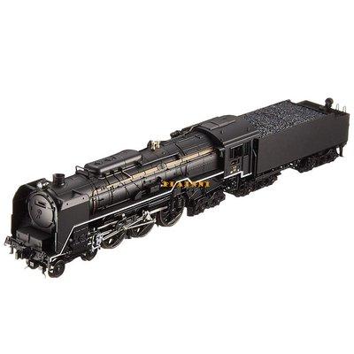 【PLAINNI】 N規 KATO 2017-5 C62 山陽形 (吳線) 蒸汽車頭 (全新盒裝) 山陽線 蒸氣火車 火車頭 蒸氣機關車 鐵道模型