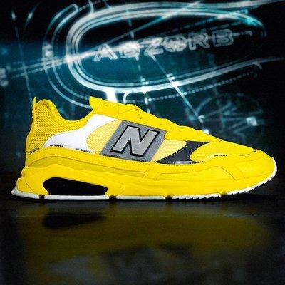 =E.P=New Balance 黃色 大黃蜂 復古 男鞋 余文樂 全黃色 銀色 反光 MSXRCHTR