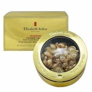 Elizabeth Arden雅頓超進化黃金導航膠囊60顆原廠公司貨週年慶優惠價1999元Display