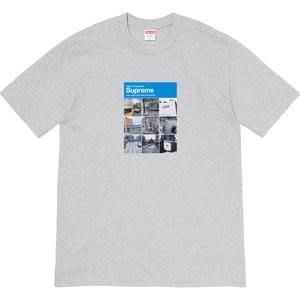 【美國鞋校】預購 SUPREME FW20 Verify Tee 照片tee 短袖tee