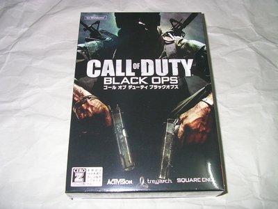 [全新現貨][JWIN] PC 決勝時刻 黑色行動 Call of Duty BO 日文字幕版 SE-G0036