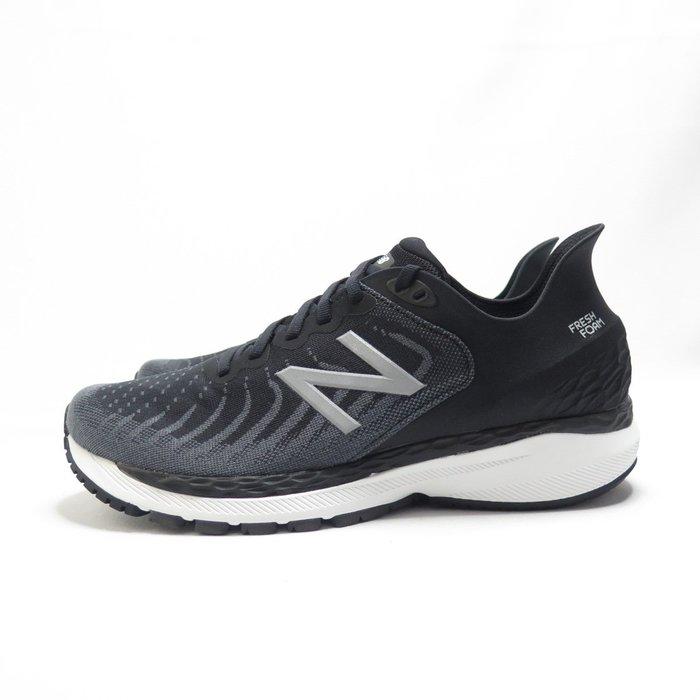 New Balance 慢跑鞋 運動鞋 公司正品 2E楦 M860B11 男款 黑【iSport愛運動】
