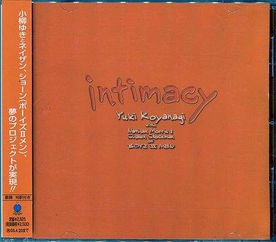 【嘟嘟音樂坊】小柳由紀 with Nathan Morris & Shawn Stockman - Intimacy  日本版