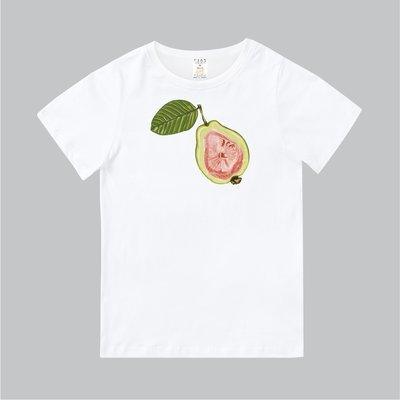 T365 MIT 親子裝 T恤 童裝 情侶裝 T-shirt 短T 水果 FRUIT 芭樂 Guava