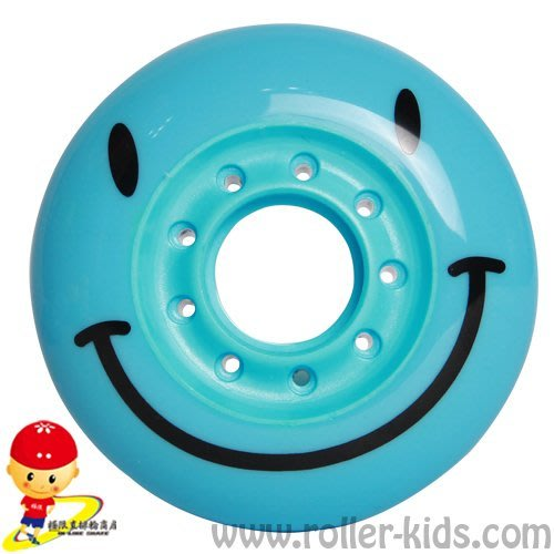 POWERSLID微笑平花輪(藍)
