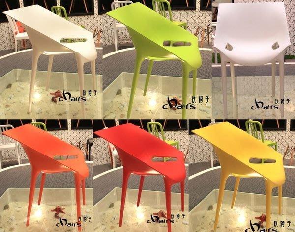 【挑椅子】【促銷品限門市自取】Dr.Yes 餐椅/戶外椅/塑料椅 (復刻版) 571