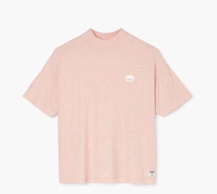 ~☆.•°莎莎~*~~☆~加拿大 ROOTS  Womens Coopy Womens Gaspe T-shirt 棉T