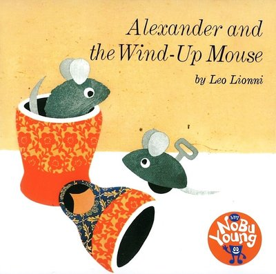 ALEXANDER AND THE WIND-UP MOUSE/單CD