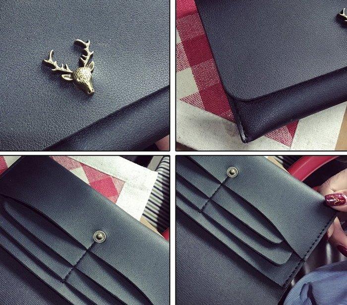 FINDSENSE BAG 韓國女包  錢包 長夾 包包 多夾層 零錢袋 包 手提包
