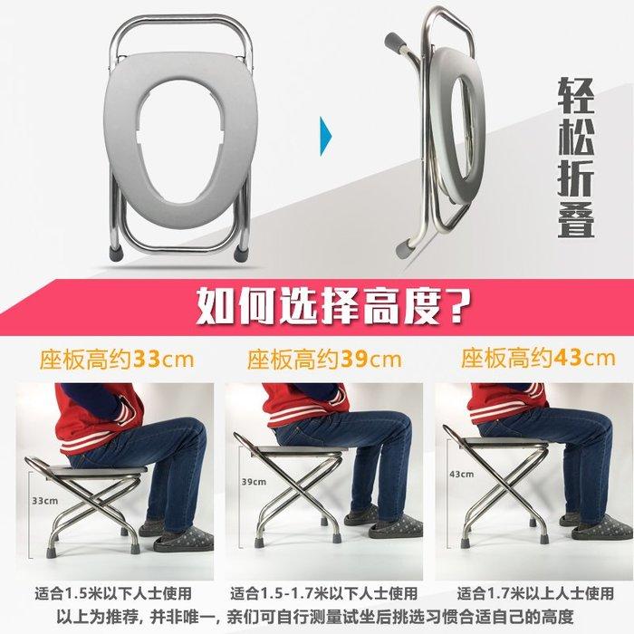 坐便器折疊老人孕婦坐便椅家用小便器登便座便凳蹲廁大便器蹲便移動馬桶