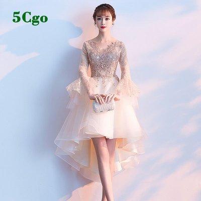 5Cgo【鴿樓】小晚禮服高端女新款宴會...