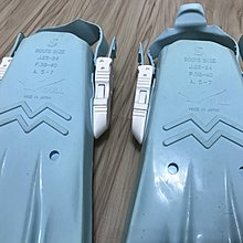 GULL MANTIS 淺藍 潛水/浮潛 蛙鞋 SIZE S 6-7成新
