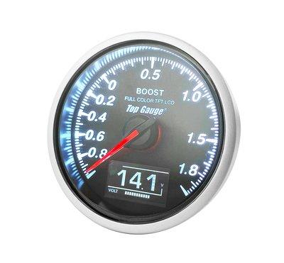 【精宇科技】新品上市 OBD安裝二合一渦輪 電壓  綜合錶