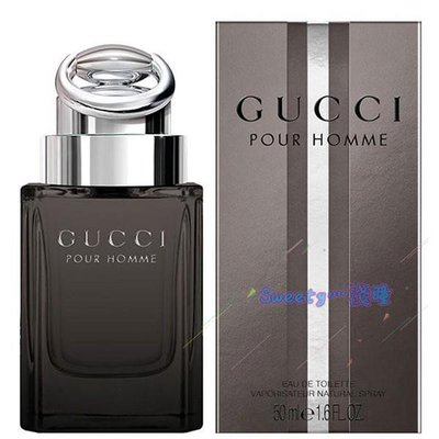 Sweety GUCCI Gucci by Gucci Pour Homme 男性淡香水 50ML/90ML