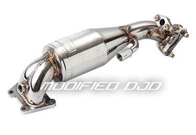 DJD Y0129 HONDA ACCORD 8th 2.0 頭段含金屬觸煤 排氣管