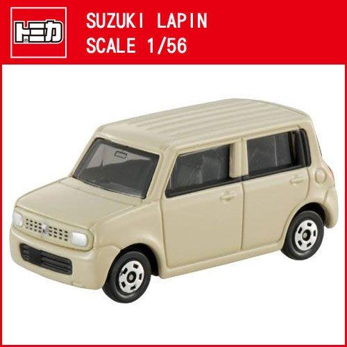 愛卡的玩具屋㊣ 正版TOMY TOMICA 多美 仿真合金小車NO.082 SUZUKI LAPIN