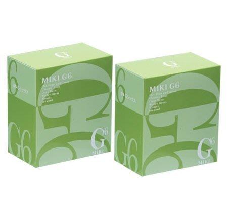 松柏 日本MIKI G6 膳食纖維+嚴選6種植物 4.6公克60包 松栢總代理 比會員價低 最新效期2021.9.5