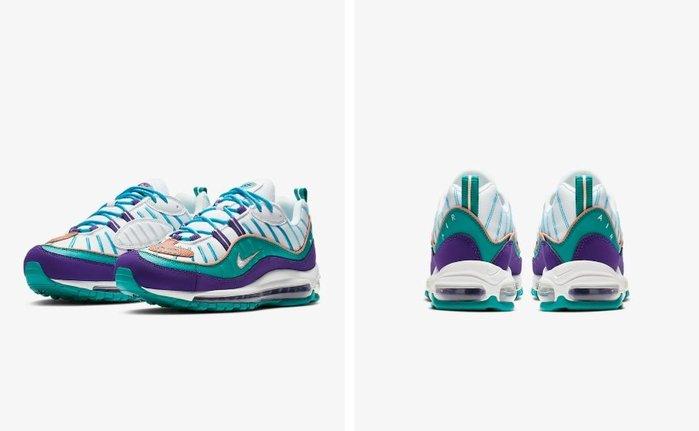 Nike Air Max 98 640744-500 男鞋