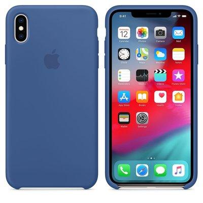Apple iphone X/XS 官方同款矽膠保護套 ✩春季色彩
