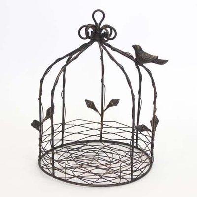 鳥籠花器(擺示丶做花器等)