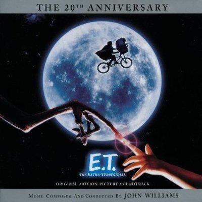 正版全新CD~E.T.外星人電影原聲帶 加長版/E.T. The Extra-Terrestrial:The 20th  Edition