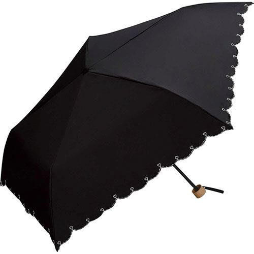 ◎Life Sense◎ 【w.p.c】日本品牌遮光晴雨兼用輕量折傘 雨傘 陽傘 99.99%遮光率
