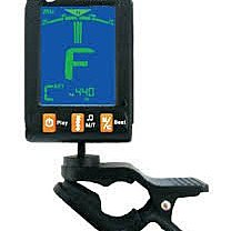 凱傑樂器 FZONE FMT-700 夾式 調音器 / 節拍器 公司貨