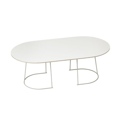 Luxury Life【預購】Muuto Airy Coffee Table 輕快 橢圓 咖啡桌(小尺寸)