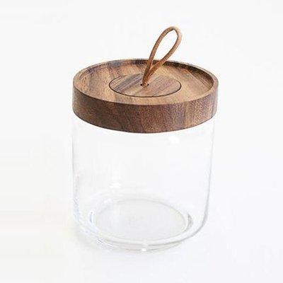 【YOI】CHABATREE CYNOSURE HONEY JAR 500CC 蜂蜜罐 ACACIA (ST007H)