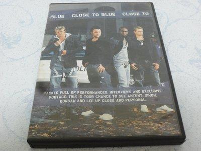 【金玉閣B-1】DVD~BLUE CLOSE TO BLUE CLOSE TO