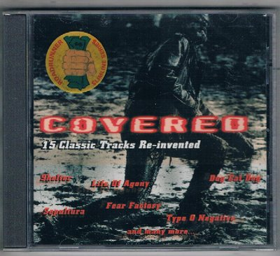 [鑫隆音樂]西洋CD-COVEREO /15 Classic Tracks Re-invented {RR87982}