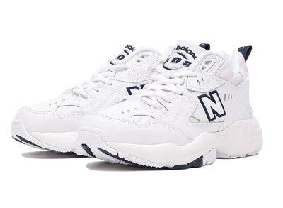 New Balance 608 復古 慢跑鞋 老爹鞋 韓國 NB608 黑白 運動休閒鞋 男女尺寸